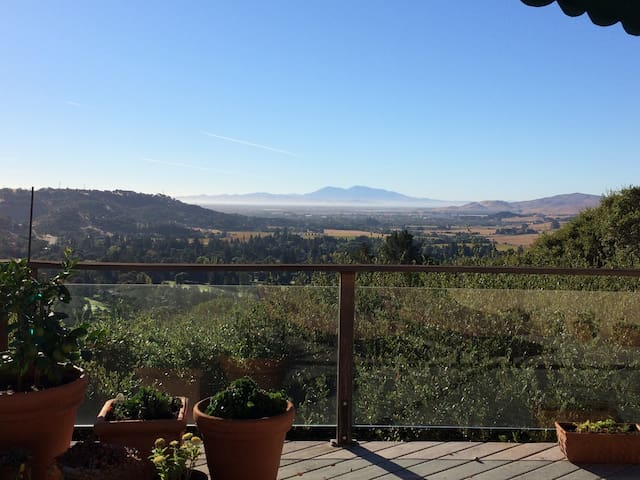 Wine Country#2-2nd Private Room &Bath, luxury home - Fairfield - Huis