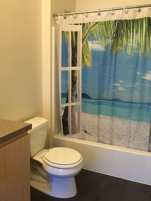 Full Bath room with shower