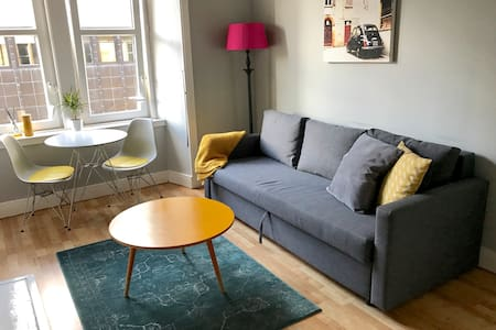Bright and cosy Merchant City flat