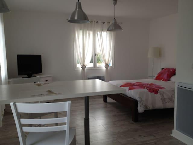 Studio à Bergerac - Bergerac - Apartmen