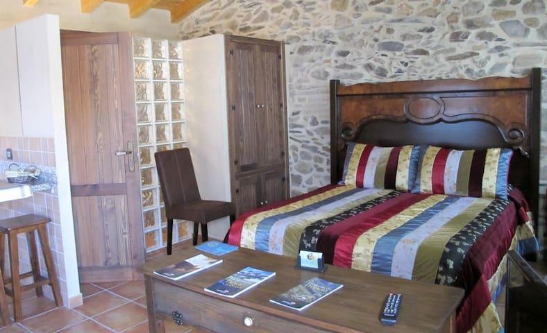 Romántica Casa Rural en la Sierra de Francia - Aldeanueva de la Sierra - Casa