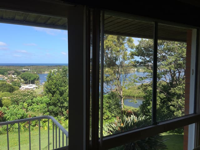 Pet Friendly & Ocean Views - Banora Point - Apartament