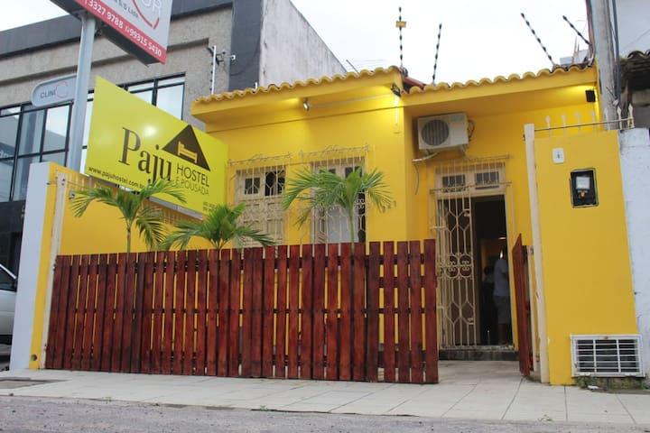 O seu Hostel e Pousada de Maceió,conforto e preço.