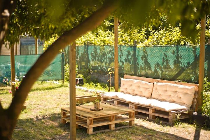 Fino Seixo, koninklijk kamperen tent 3