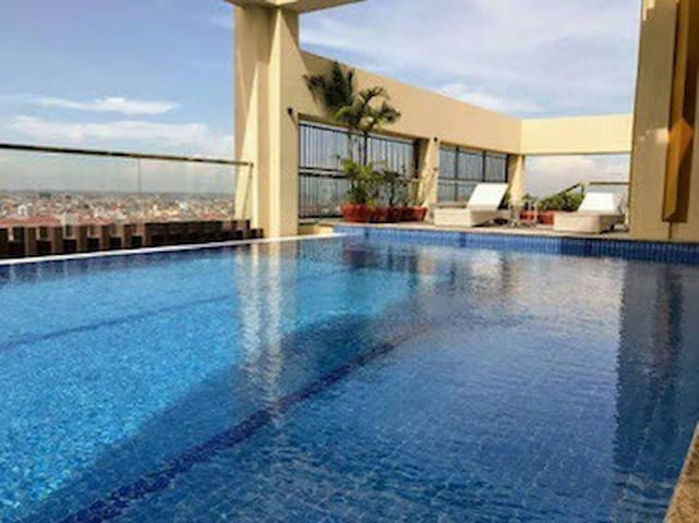 1 Bedroom Apartment in City Centre Toul Kork