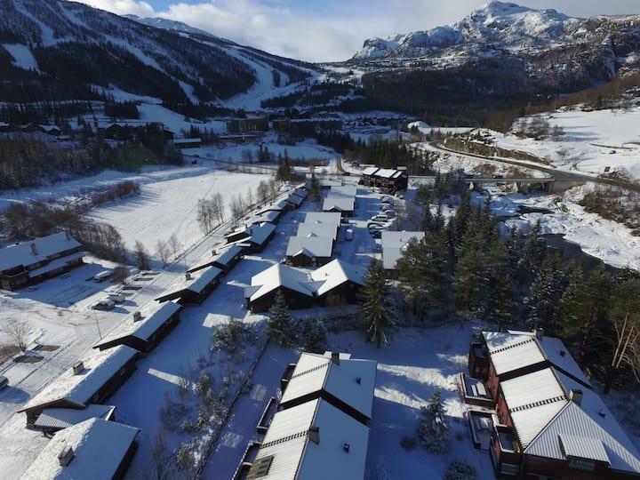 Family friendly cottage near the ski center