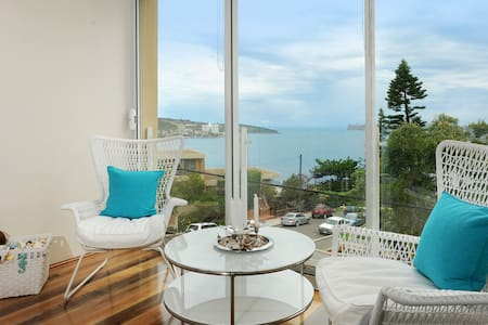 WATER VIEW 2 bedrooms apartment - Leilighet