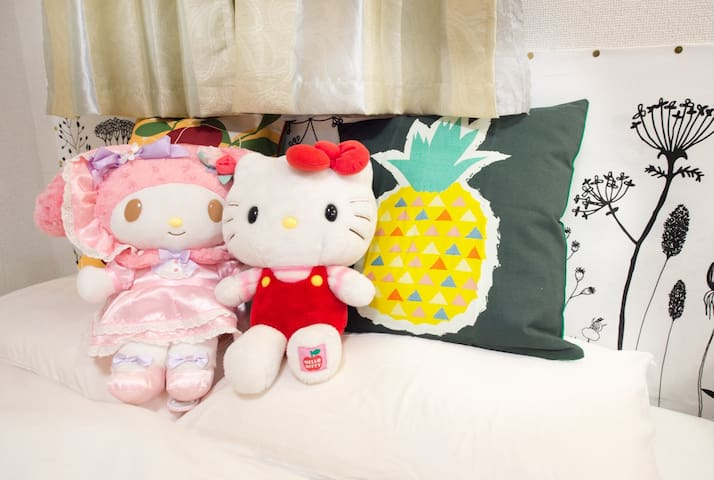 #Free WIFI#NEW & COZY!! Akihabara JR sta 5min walk - Taito - Apartment