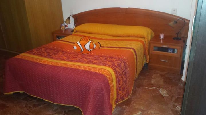 Feria Albacete habitacion doble con baño