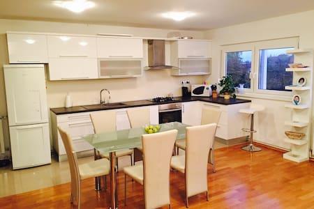Exclusive suburban app, Value4Money - Zagreb - Apartment