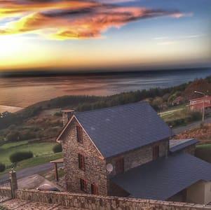 Casa rural con increíbles vistas - Cedeira