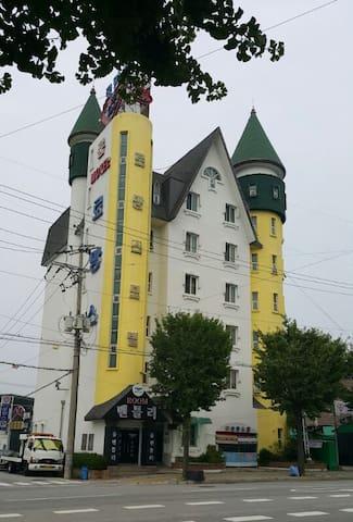 편안하고 아늑한 충주 제일의 숙소 로망스모텔 - Bongbang 5-gil, Cheongju - Boutique hotel