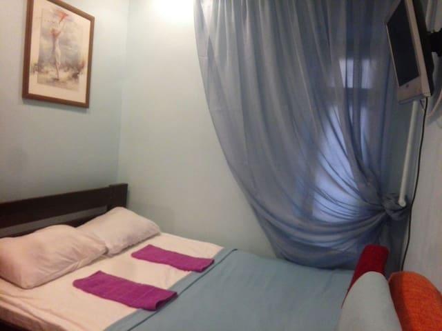 Голубая комната - город Санкт-Петербург - Bed & Breakfast