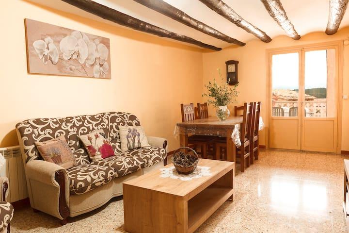CASA RURAL LA VAL DE LUNA - La Cerollera - House