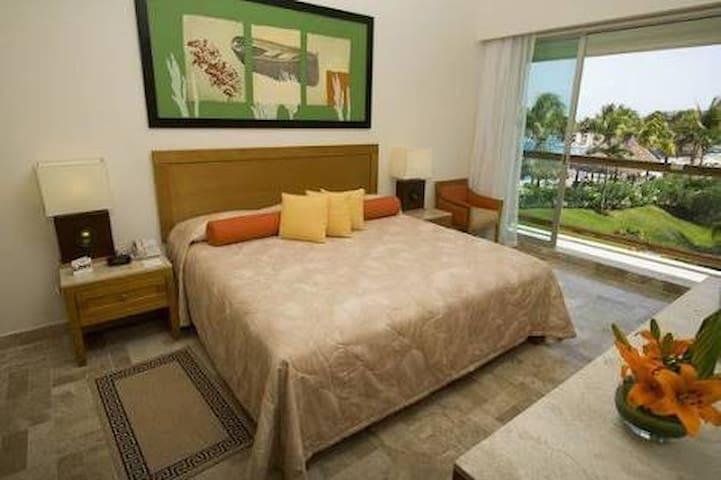 Cancún, suites, con vista al mar. - Playa del Carmen - Paruh waktu