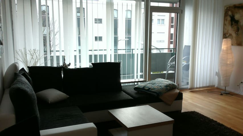 Apartment in Düsseldorf and close to Cologne