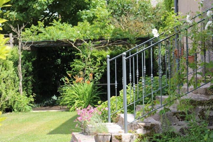 Gite du Clos d'Albray classé 4* - Comps-la-Grand-Ville - Appartement