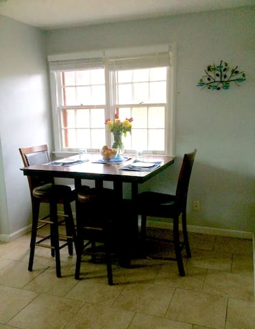 Cozy, Quiet entire apartment for Mardi Gras! - Metairie - Dom