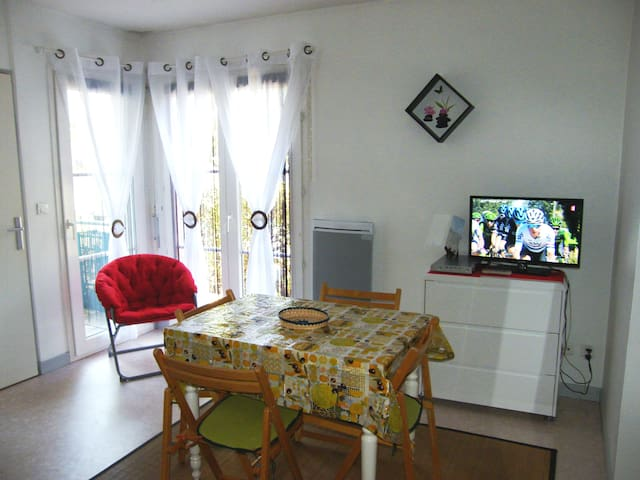Appartment for 3 persons (2 adults and 1 child)