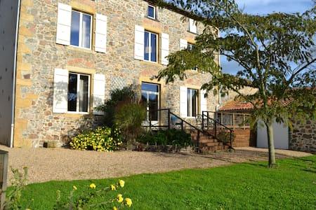 La Maison de Villars - Pressac - Hus
