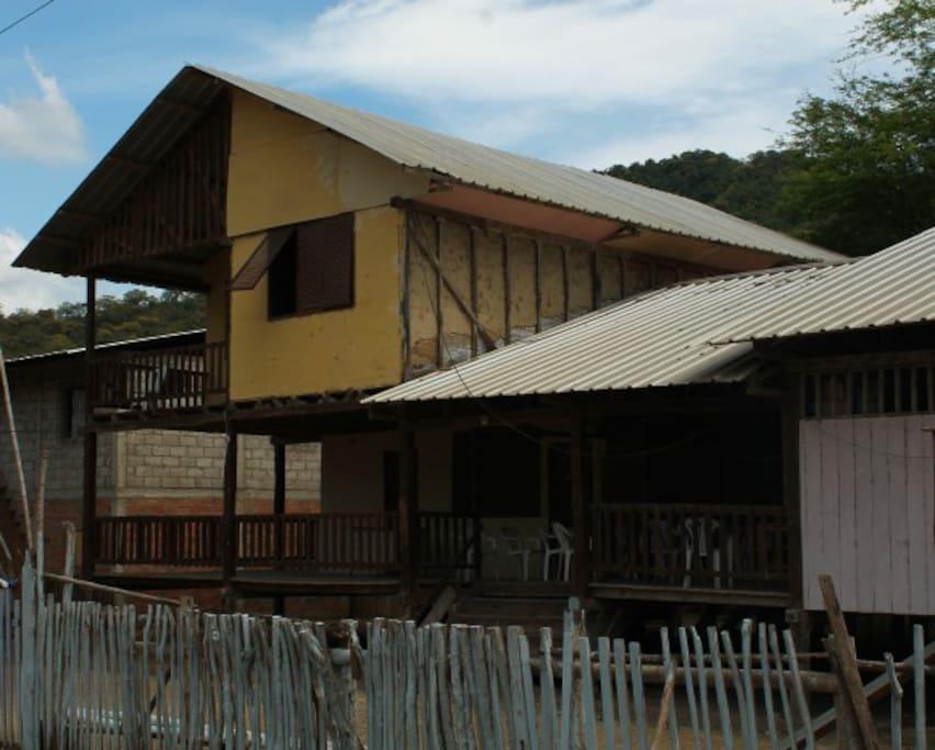 Casa Comunal Albergue