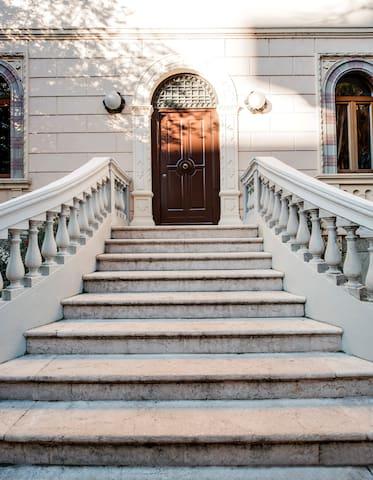 Villa Narciso, italian style - Verona - Villa