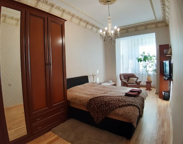 Spacious room in the Riga centre