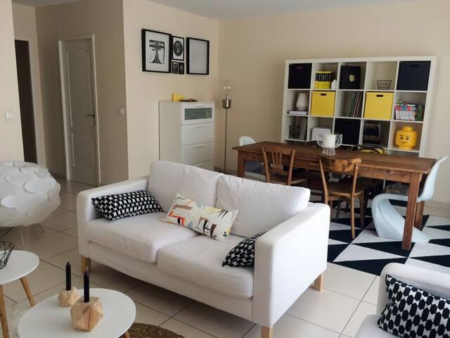 Bel appartement tout confort! - Marseille - Wohnung
