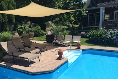 East Hampton  POOL/Walk to Village - East Hampton - House