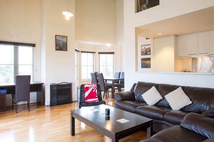 Inner city apt, close to the tennis - East Melbourne - Apartamento