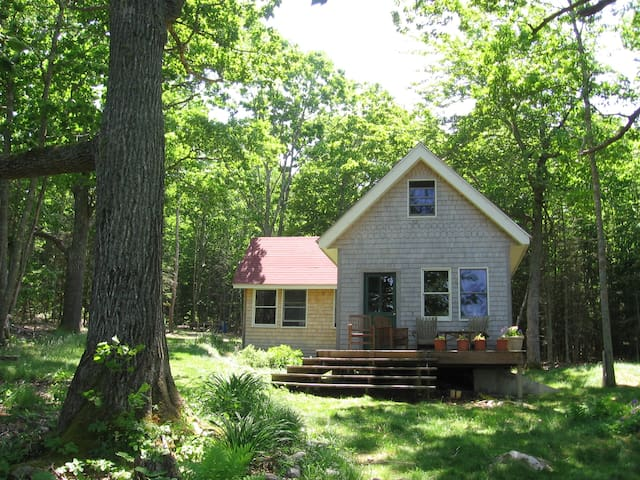 Two Oaks Cabin - Deer Isle - Cabana