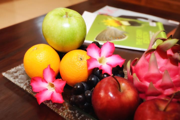 Welcome fruit