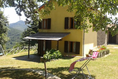 House in Casentino Forest Park - Corezzo