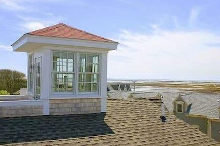 Luxury romantic penthouse suite