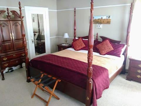 Splendor Inn Bed & Breakfast - Sequoia Room
