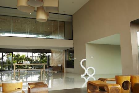 So Boutique serviced apartment (ABAC BANGNA) - bang bo district - Apartmen