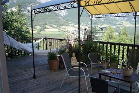 Charmante maison de montagne - Les Thuiles