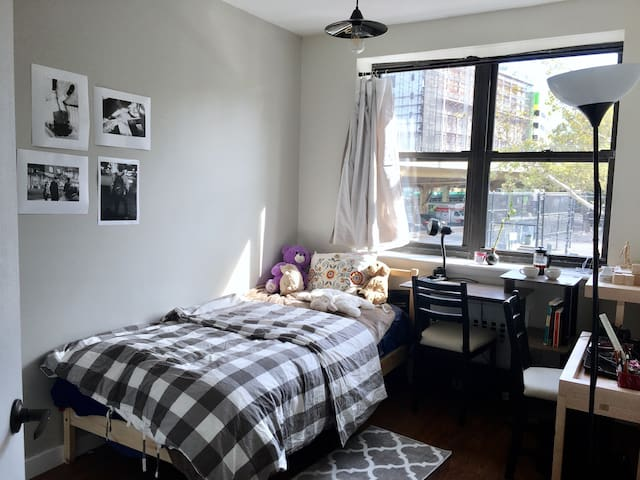 Cozy sunny Brooklyn private room SUPERHOST