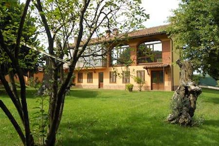 Casa tra le vigne con piscina - Canale