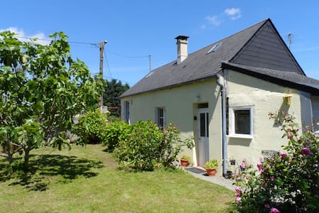 Peaceful detached French cottage - Mantilly - Hus