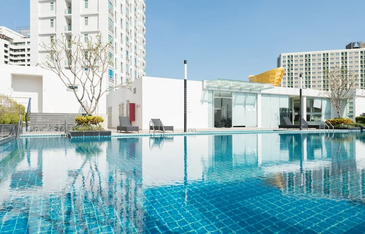 Valuable Stay in Central Bangkok (C67) 中文服务 - Bangkok
