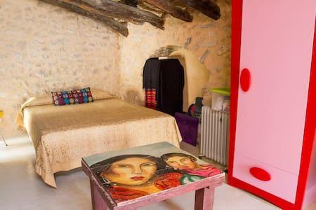 Refugio rural,natur lovers,slow life,casa morisca - La Vall d'Alcalà - House