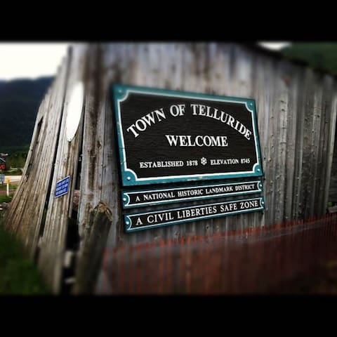 Telluride CO Condo in town - Telluride