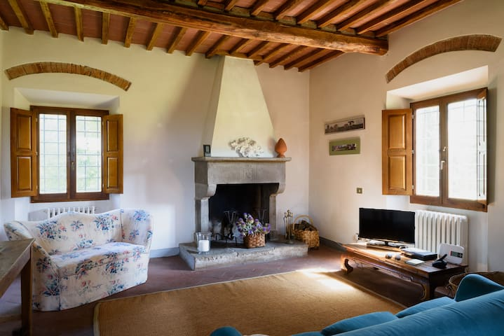 Salceta, a Tuscany Country House - Campogialli - House