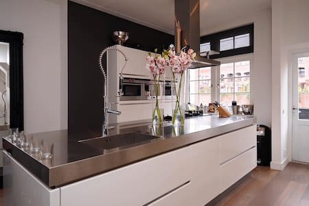 Luxe woning in het hart van Bussum - Bussum