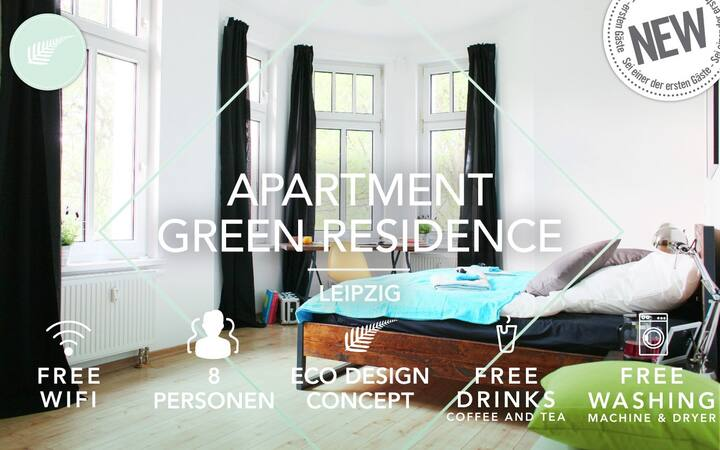 Apartment Green Residence - 5 Rooms