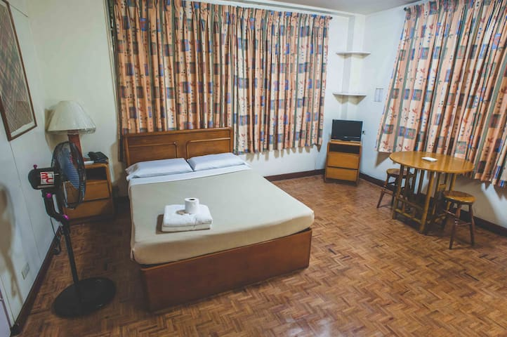 Fully furnished mini studio units  - Quezon City - Apartment