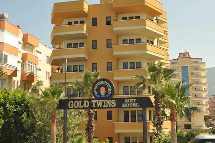 GOLD TWINS FAMILY BEACH ANEX ROOM-ALL INCLUSIVE