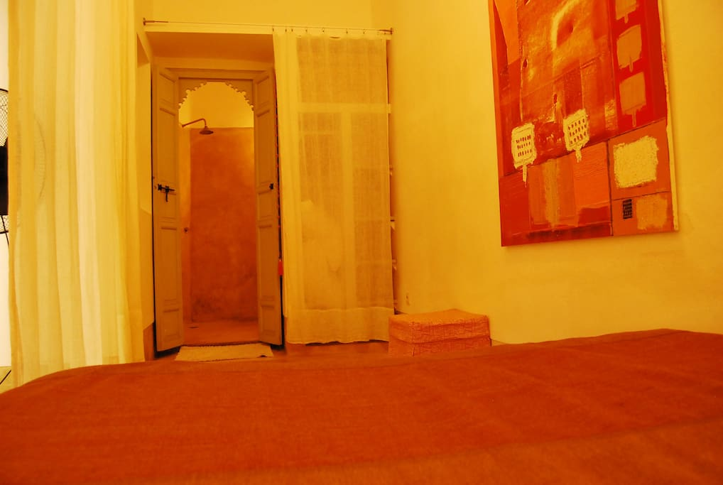 "Riad Nuba""IBO room+breakfast+wifi""."