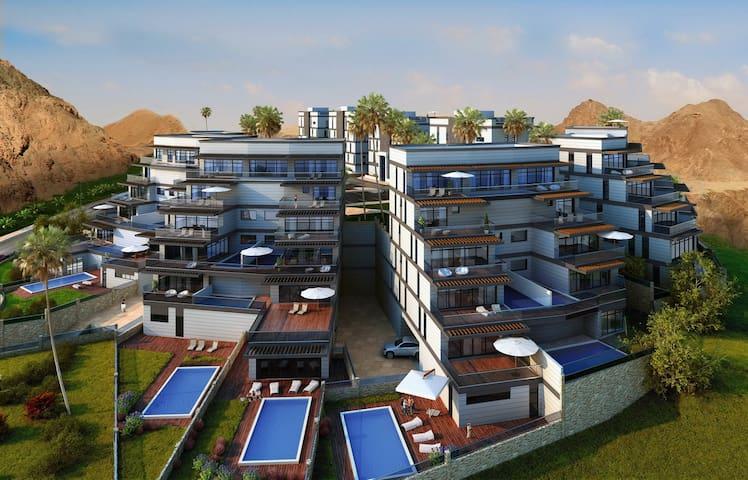 Luxury Apartment Vacation